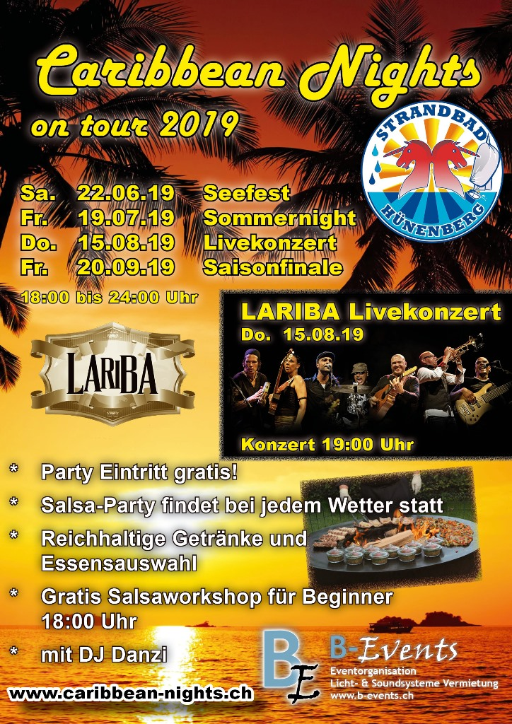 Flyer Caribbean Nights Lorzenhof 2018 V02