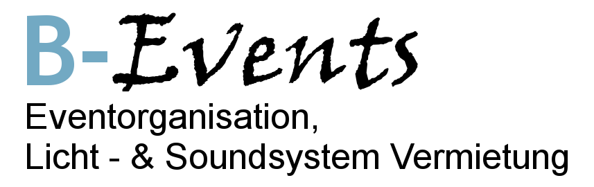 Logo B-Events